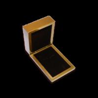 Wooden Half Set Box- W210 Brown