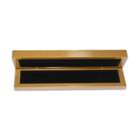 Wooden Bracelet Box- W215 Black