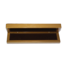 Wooden Bracelet Box- W215 Brown