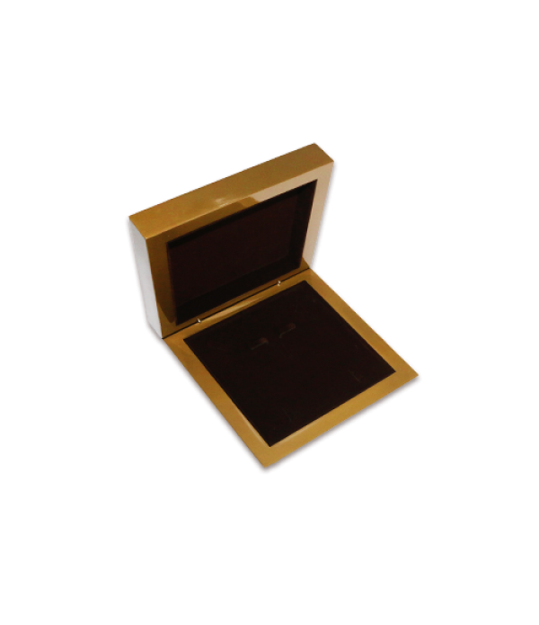 Wooden Small Full Set Box- W230 Brown