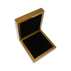 Wooden Medium Full Set Box- W235 Black
