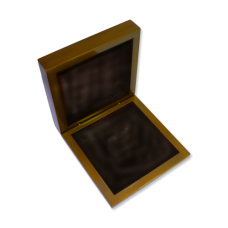 Wooden Medium Full Set Box- W235 Brown