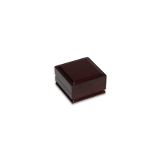 Wooden Ring Box- W301 Black