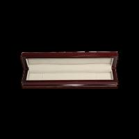 Wooden Bracelet Box- W315 Beige