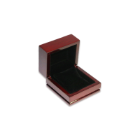 Wooden Bangle & Watch Box- W320 Black