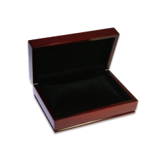 Wooden Bangle & Watch Box- W321 Black
