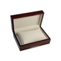 Wooden Bangle & Watch Box- W321 Beige